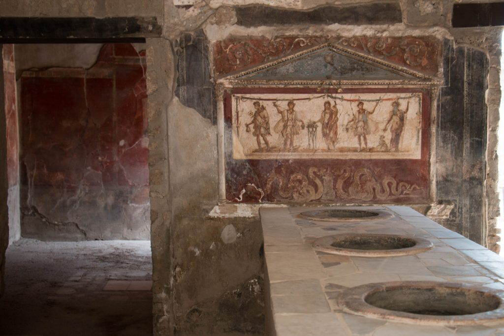 House and Thermopolium of Ventutis Placidus