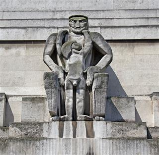 Jacob Epstein - Day